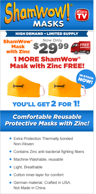 Order these masks today!